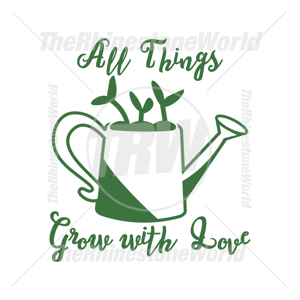 Download All Things Grow With Love Vector Design-VA-AllThingsGrowWith