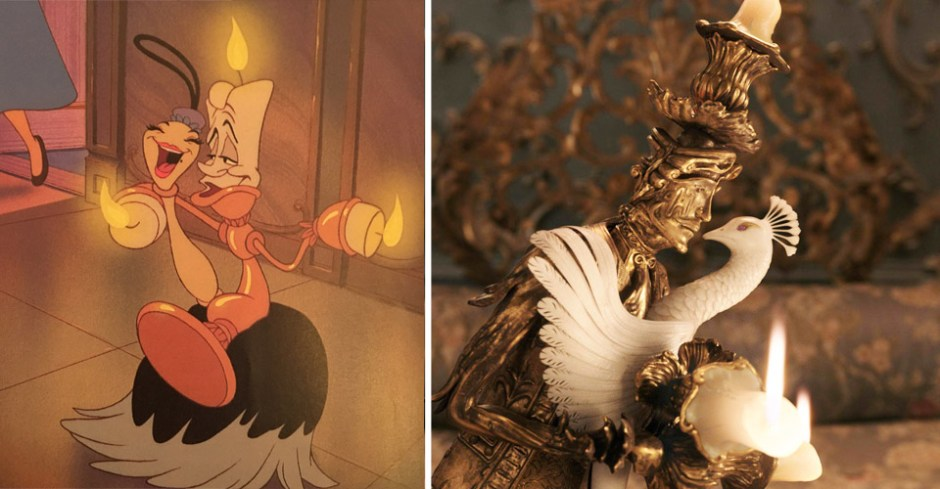 If We Draw The Line At Inanimate Objects Is It Okay To Think That Simba Hot Or Lumiere More Acceptable Because You Know Theres A Human Within