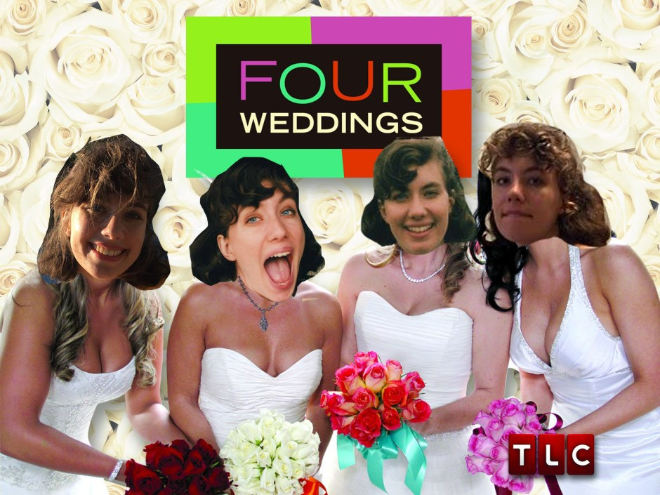 My Application For Four Weddings December 4