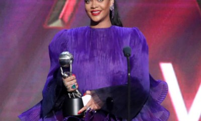 Rihanna Becomes The World's Richest Female Musician On Earth