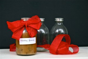 Homemade Toffee Sauce for Ice Cream
