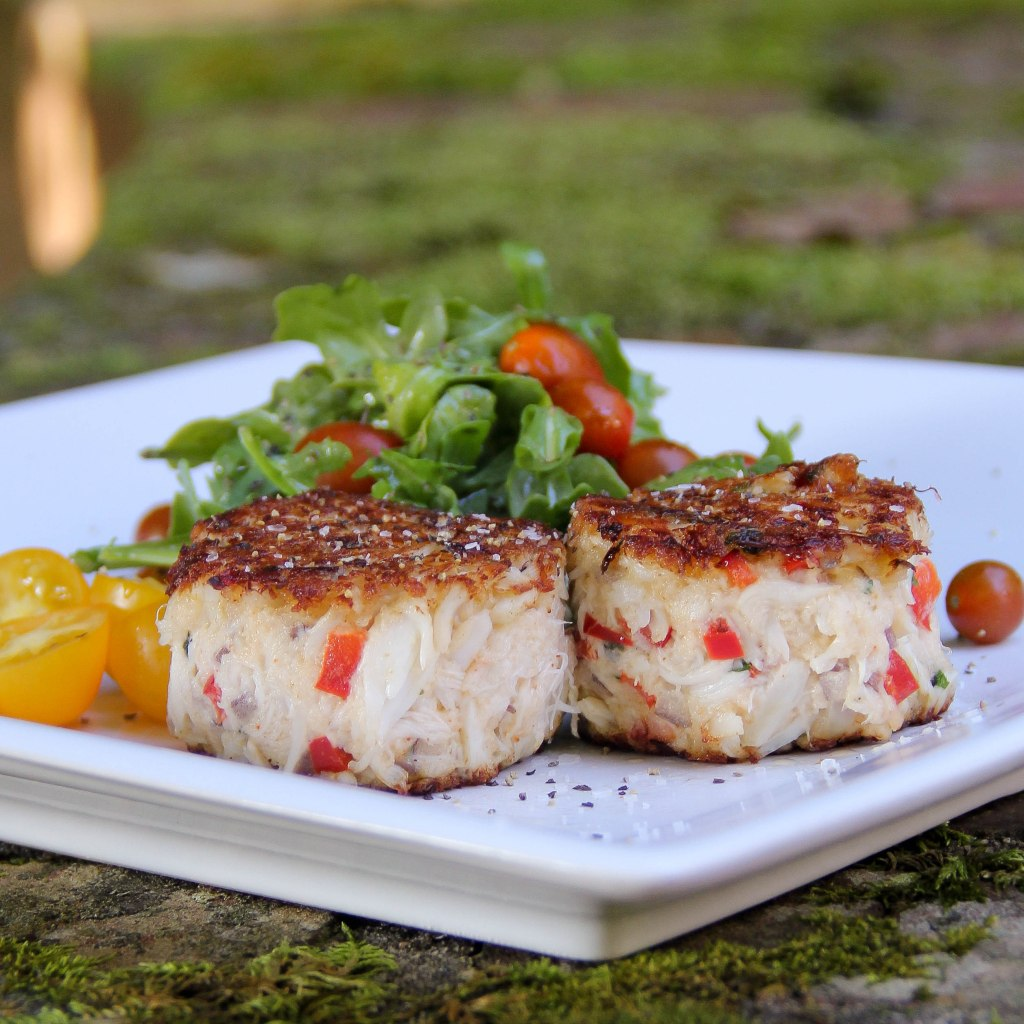 Charleston Crab Cakes Recipe