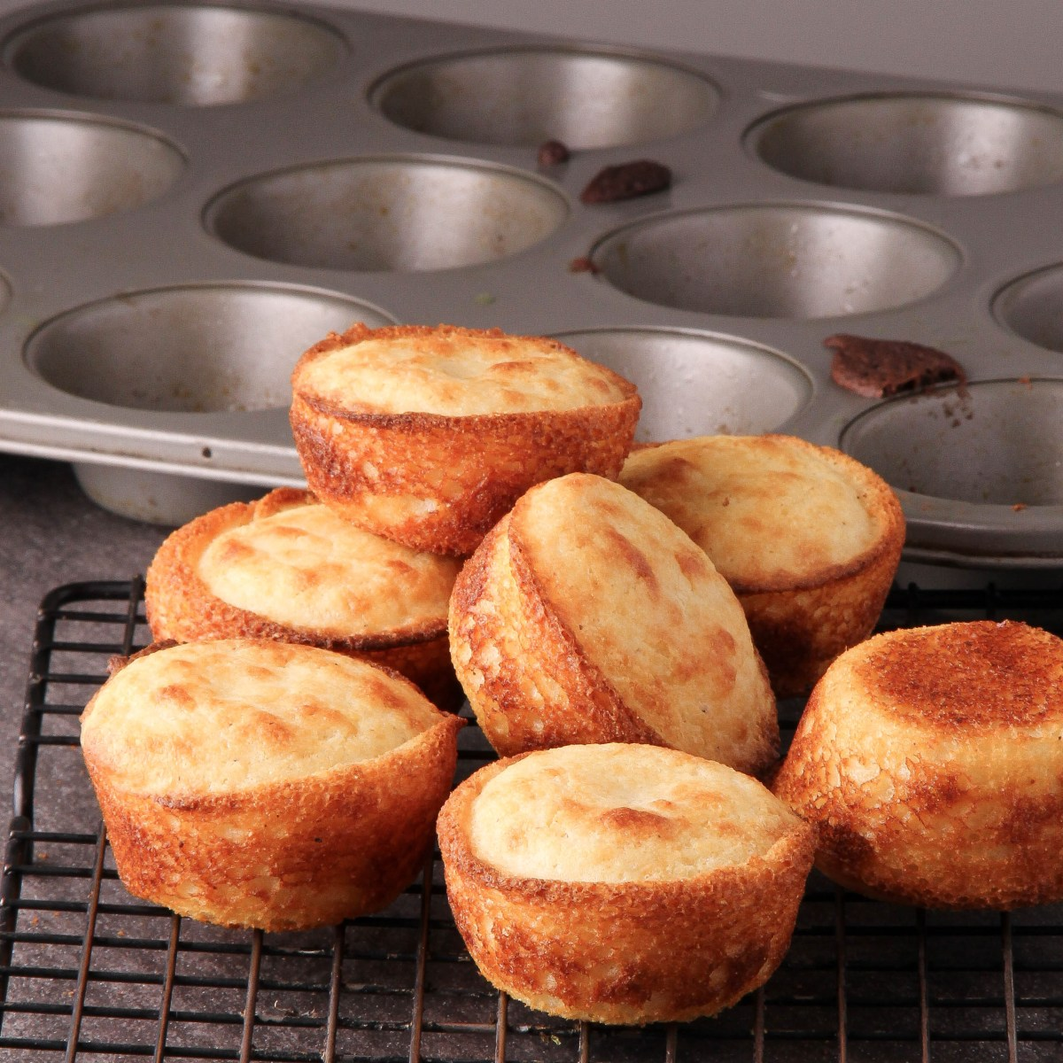 My Best Southern Cornmeal Muffins The Right Recipe