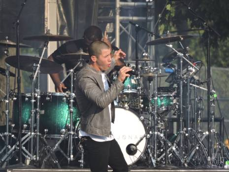 Nick Jonas, Made in America Festival