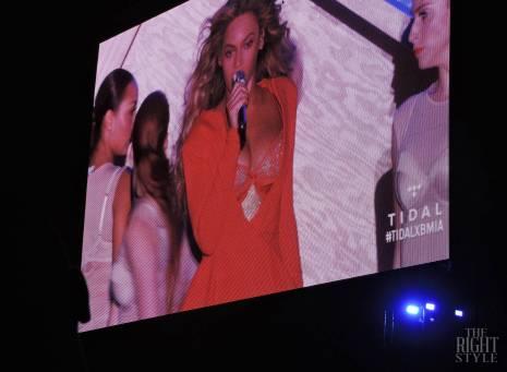 Beyoncé. Made in America Festival