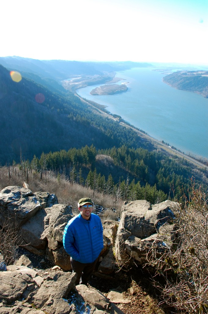Angel's Rest, Columbia River Gorge