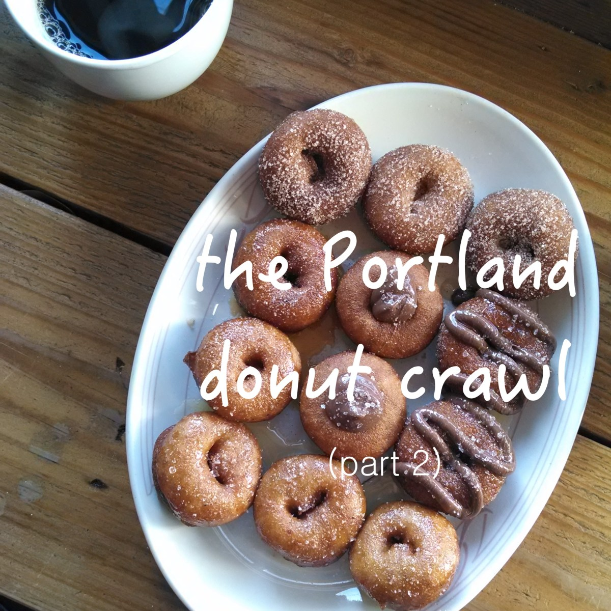 the portland donut crawl (part 2).