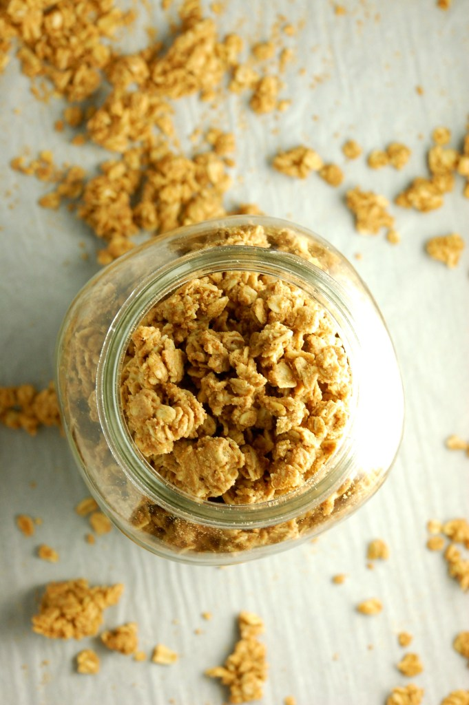The Ultimate Peanut Butter Granola | www.theringers.co
