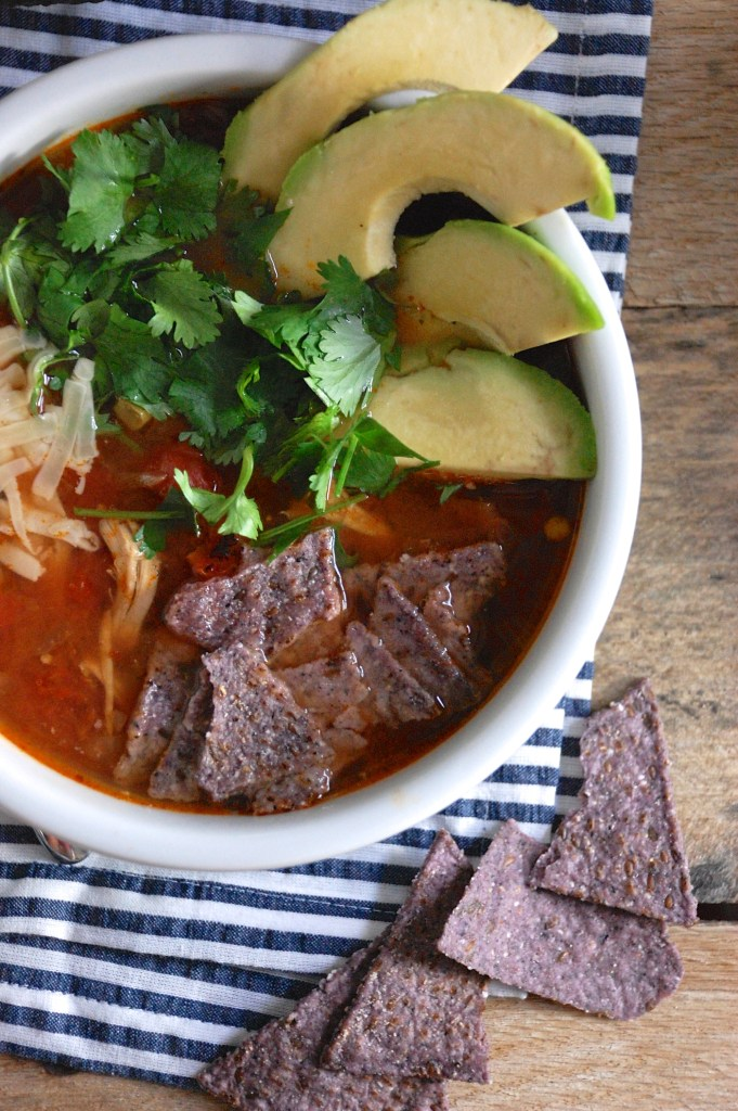 Chicken Tortilla Soup | theringers.co