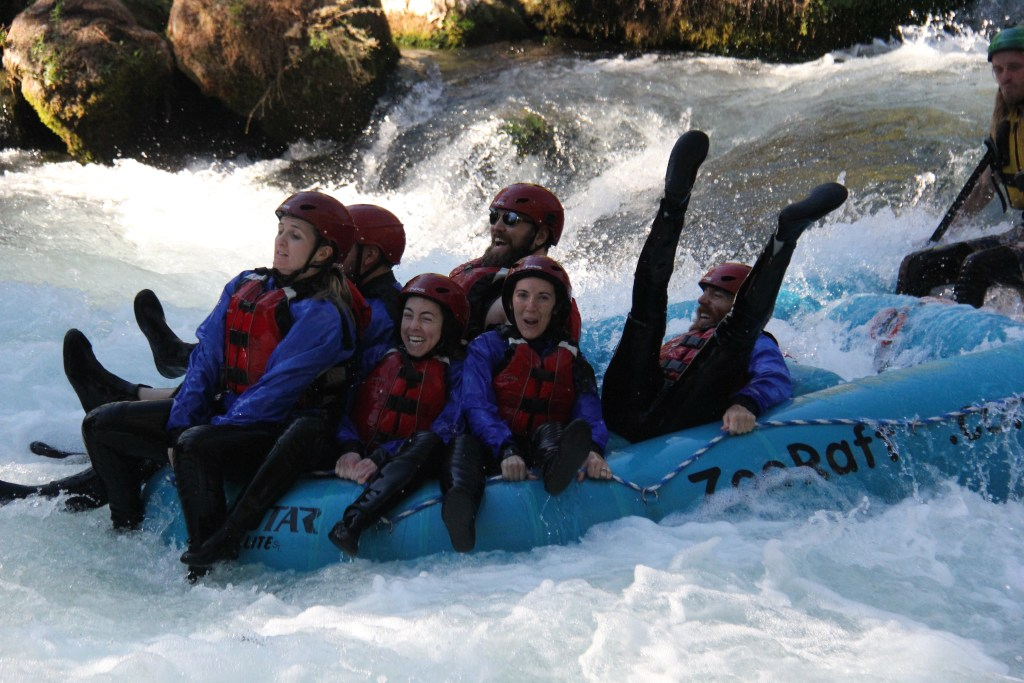 Rafting the White Salmon River | theringers.co