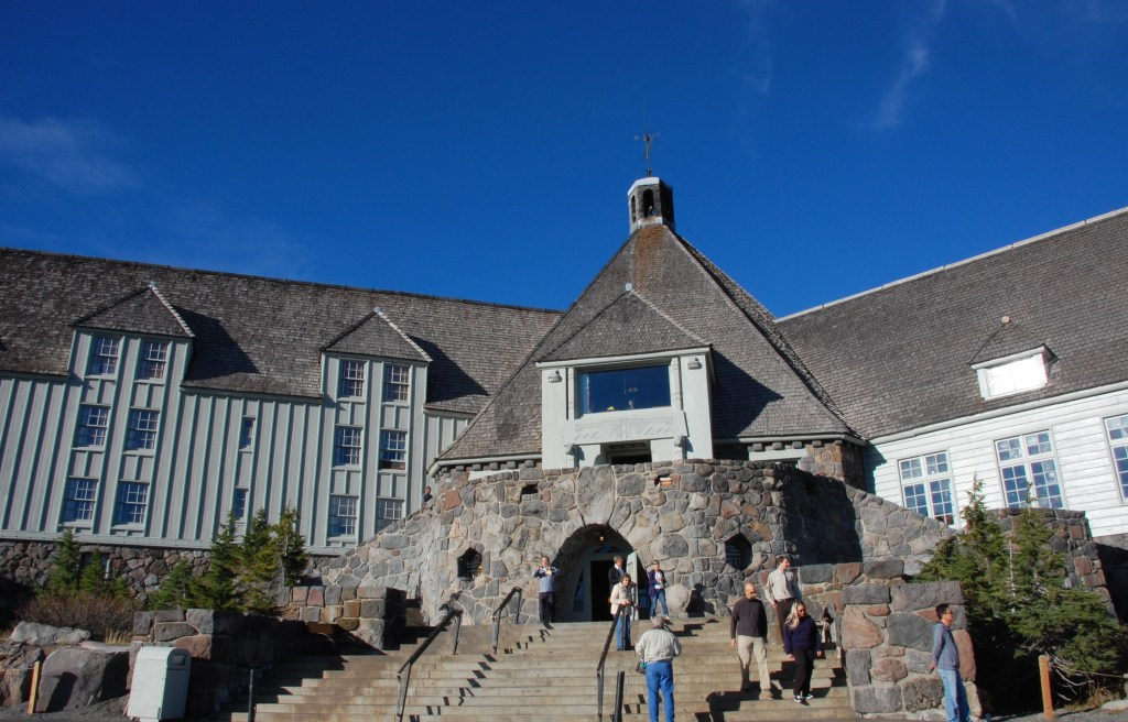 Timberline Lodge on Mount Hood | theringers.co