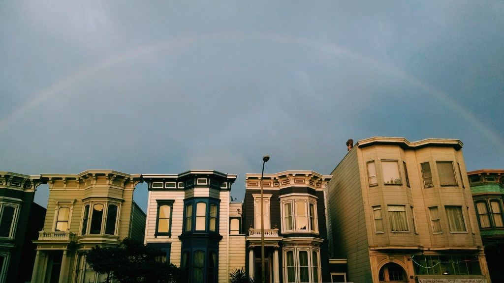 San Francisco Rainbow | theringers.co