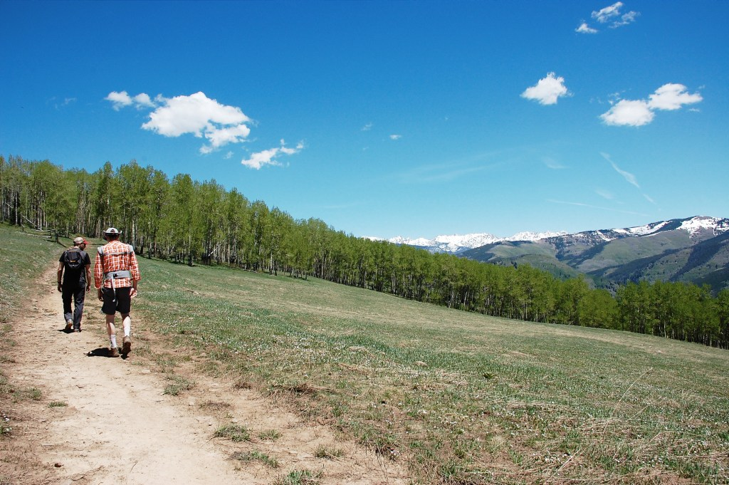 Meadow Mountain Hike, Colorado | theringers.co