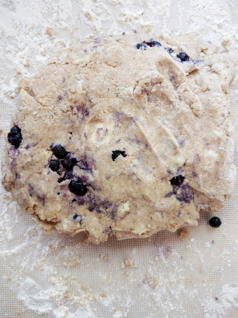 Blueberry Scones | theringers.co