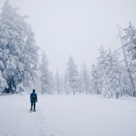 Snowshoeing Tumalo Mountain | theringers.co