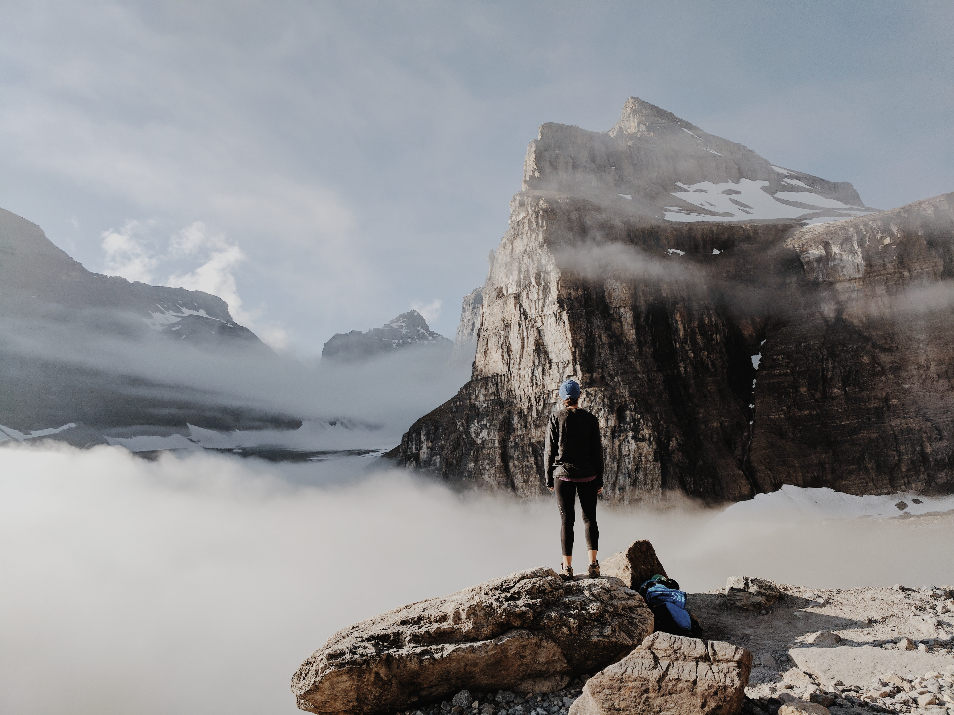 Plain of 6 Glaciers Teahouse Hike | theringers.co