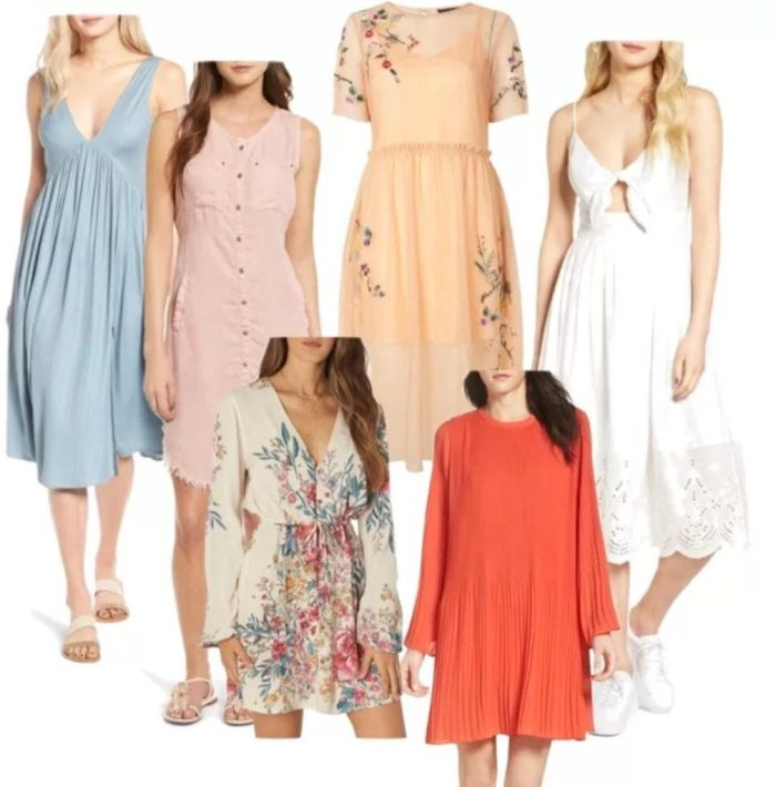 What to Wear In Vegas. Comfort and Style. The Rising Damsel #whattowear #dresses #summer #vegas #heat