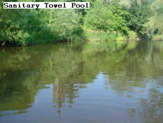 sanitary towlel pool