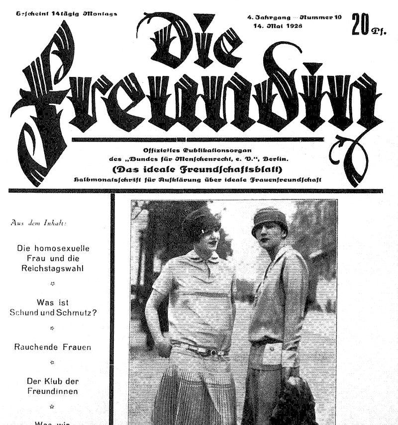 The River of Pride Die_freundin_1928
