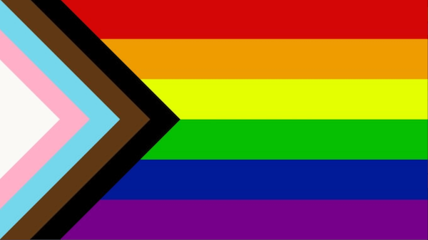 Flag The River of Pride Flag