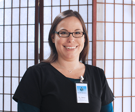 Andrea Palmer, Director of Medical Services