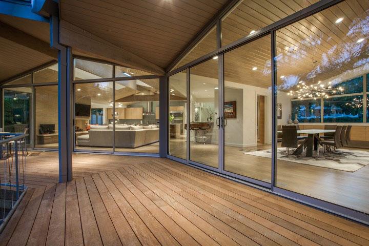 series 9900 sliding glass doors