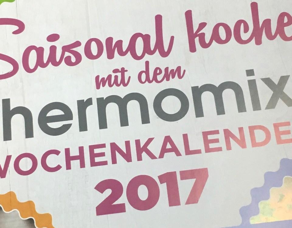 Wochenkalender 2017 Doris Muliar Thermomix
