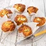 Lunch box Zucchini Bacon Muffins