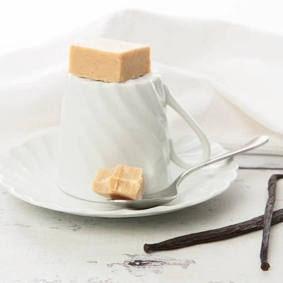 Milko Thermomix Vanilla Fudge