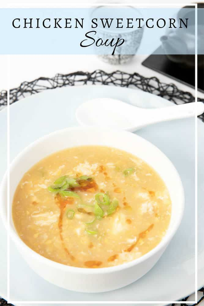 Chicken Sweetcorn Soup PIN