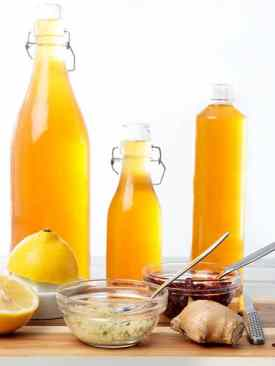 Kombucha Tea Flavourings Profile