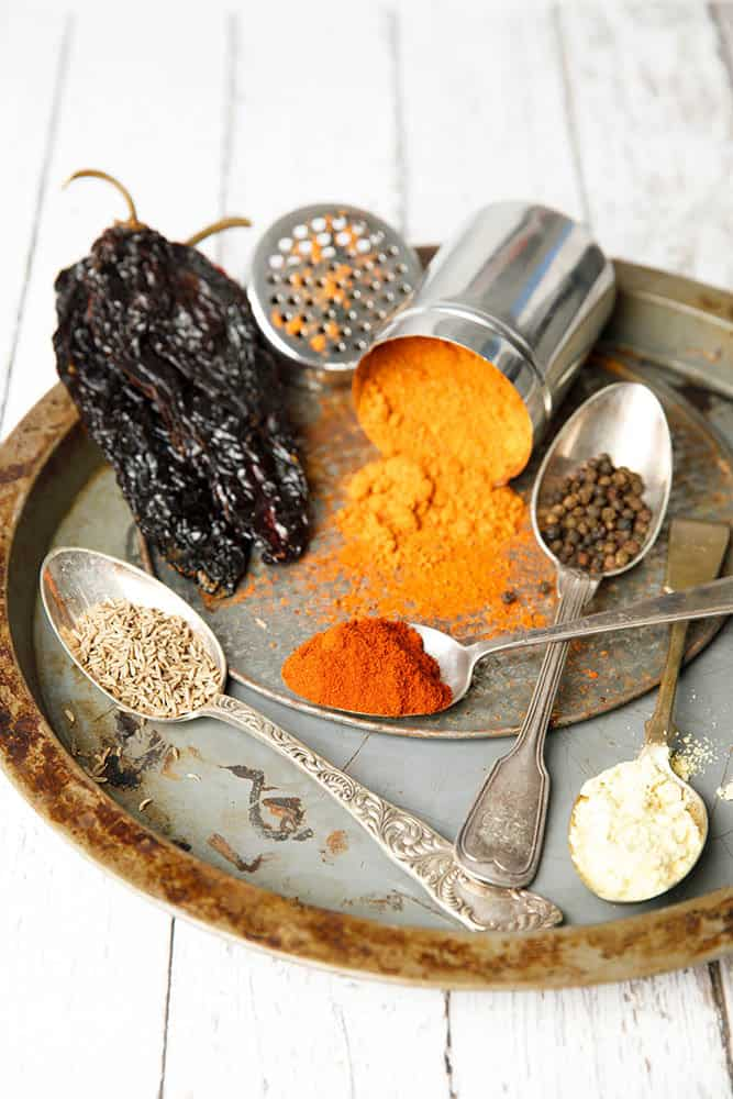 Mexican Ingredients and Spices