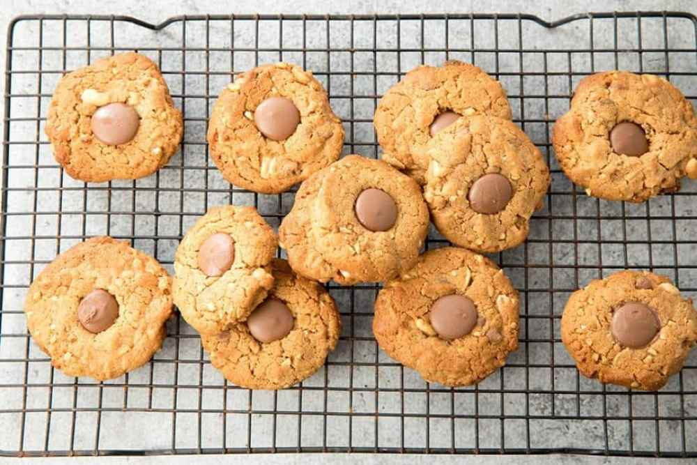 Thermomix Choc Chip Cookies