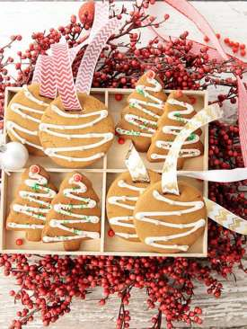 Gingerbread Cookies in box
