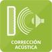Absorción acústica