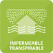 Impermeable transpirable