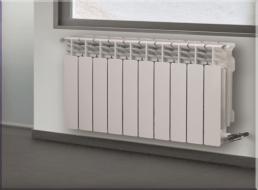 Алуминиев Радиатор Regall Aquatic 500