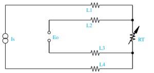 4 Wire RTD  Wiring a 4 Wire RTD