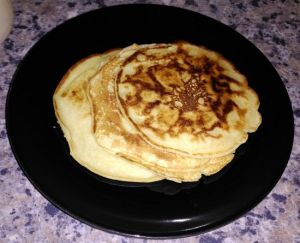 tortitas con thermomix