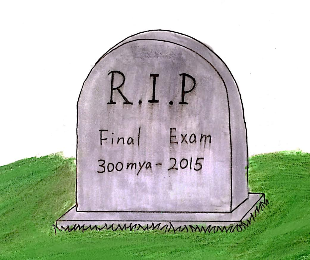 English Final Exam High School