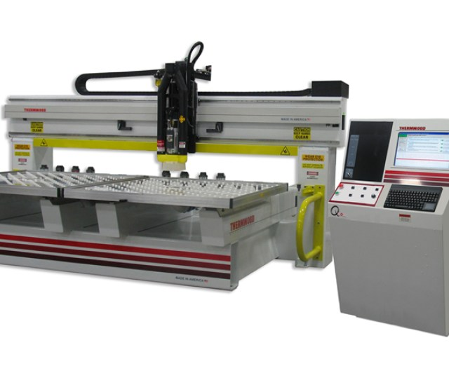 Model 45 Cnc Router By Thermwood