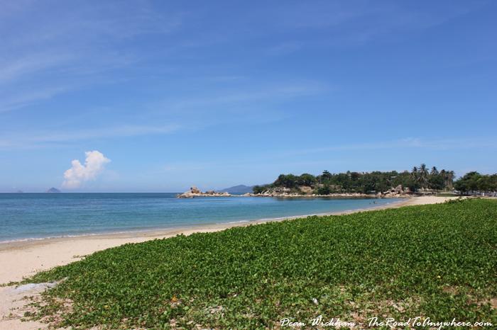 View of Hon Chong Promontory in Nha Trang, Vietnam