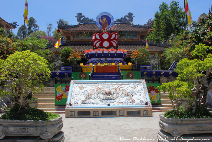 Lon Son Pagoda in Nha Trang, Vietnam