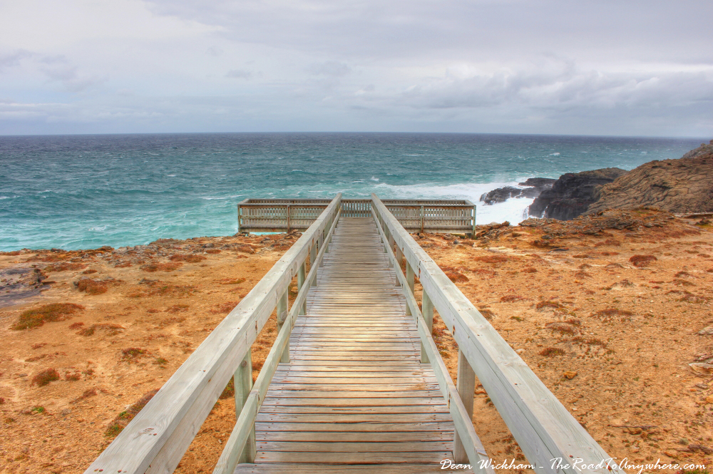 Coastal Walkway at Cape Bridgewater, Australia