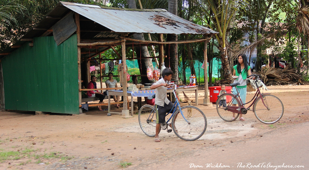 photo essay the people of kids on bicycles in