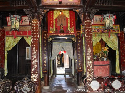 Tan Ky House in Hoi An, Vietnam