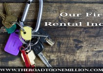 first rental income