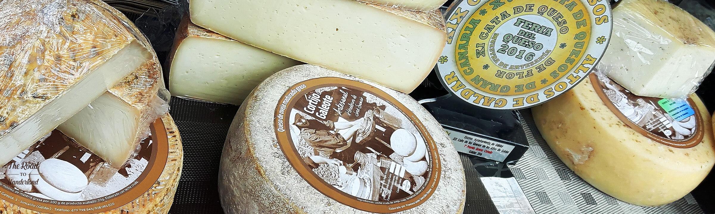 Gran Canaria's Cheese Festival