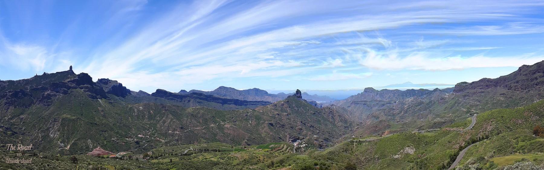 Roque Nublo & Roque Bentayga, the heart of Gran Canaria