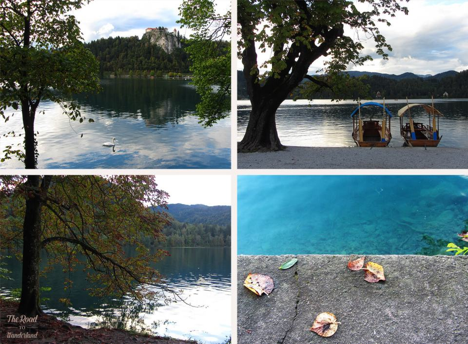 Hike around Lake Bled to Ojstrica
